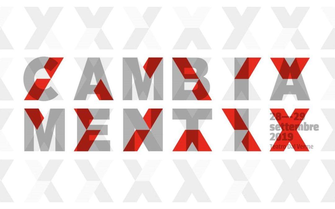 TedX Milano 2019 – CambiaMenti, con Katia Provantini
