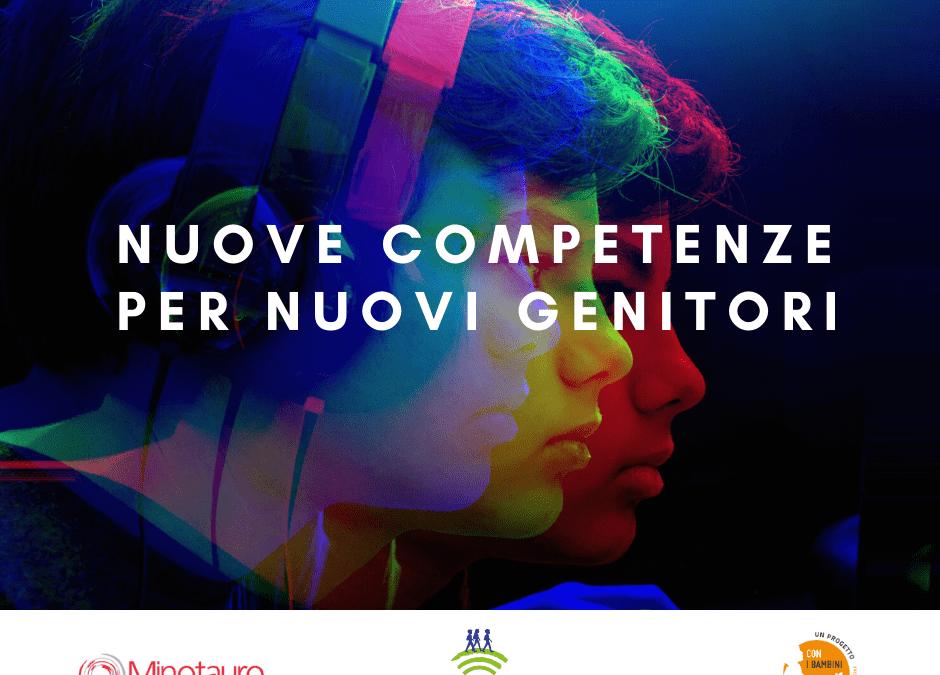 """[PODCAST DISPONIBILE] Riascolta il webinar """"Nuove competenze per nuovi genitori"""" con Serena Ricci e Alessia Lanzi per il progetto Giovani Connessi"""